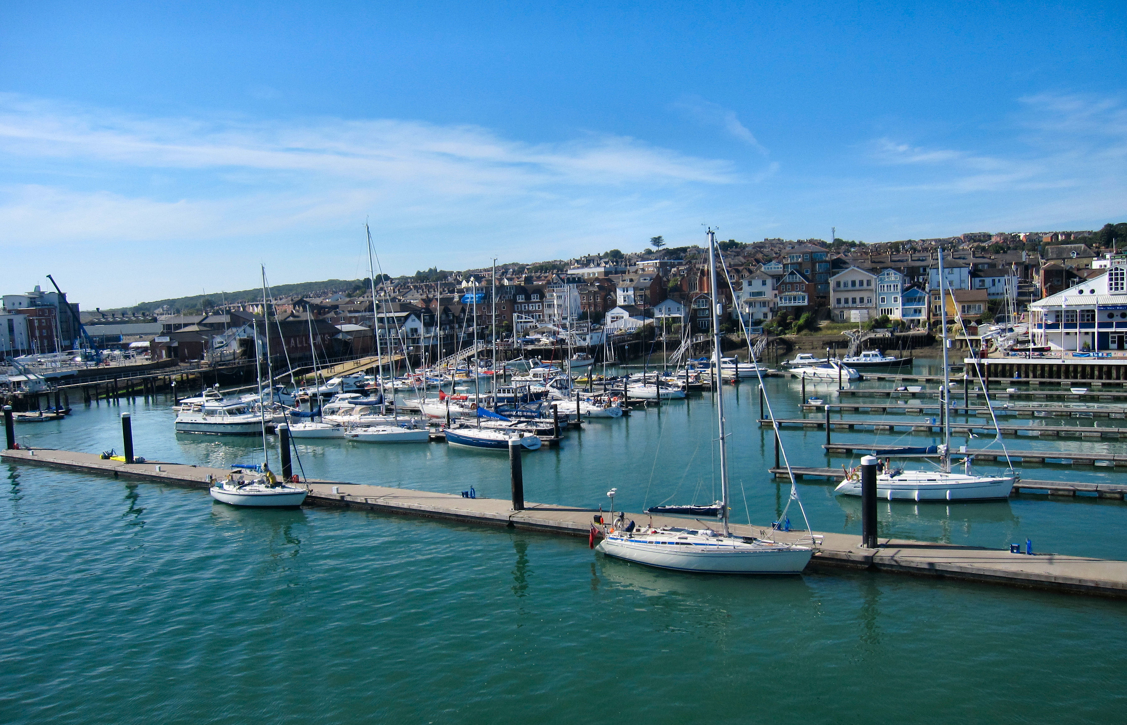 Harbour, Isle of Wight