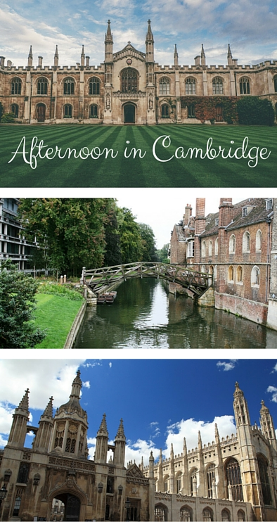 Afternoon in Cambridge final