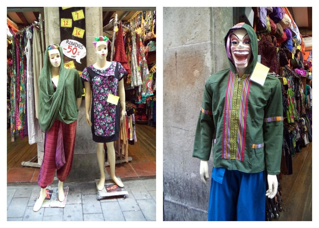 Dummies in Barcelona