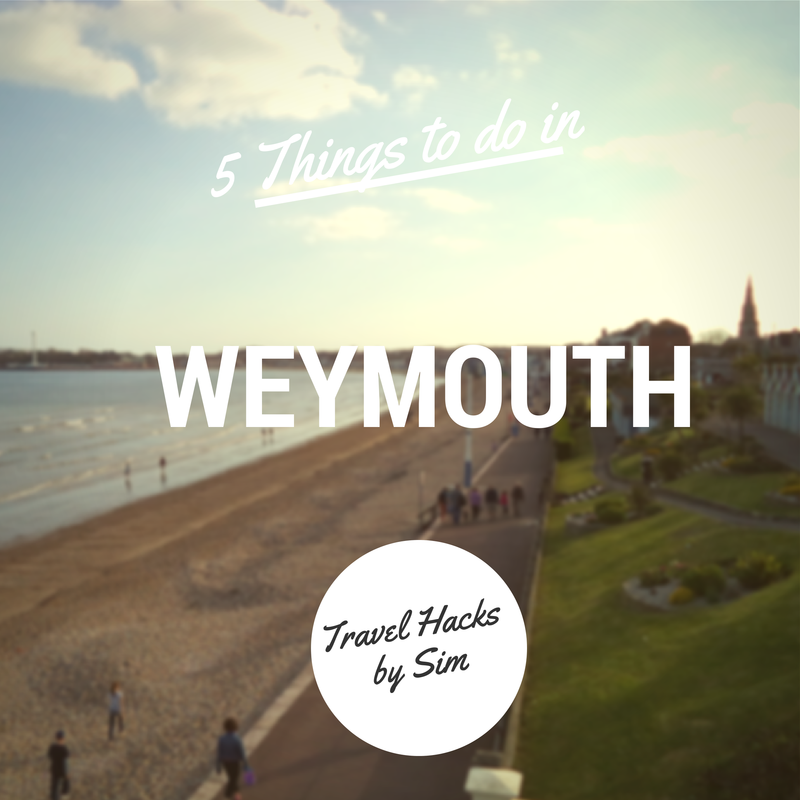 5 Things to do in Weymouth