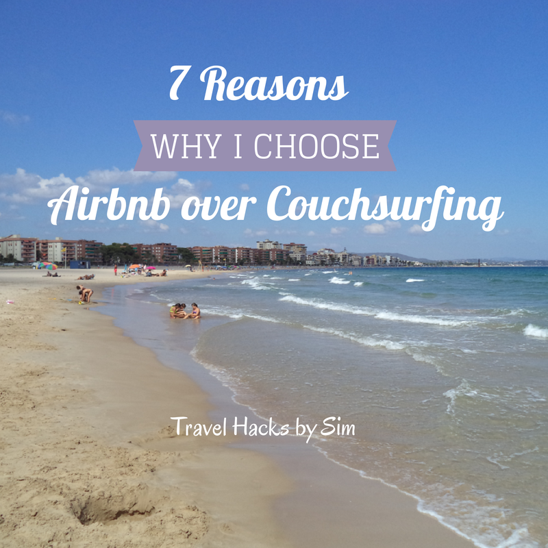 7 reasons for airbnb