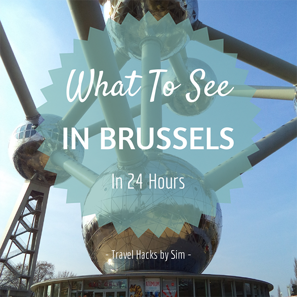 What to see in Brussels in 1 day