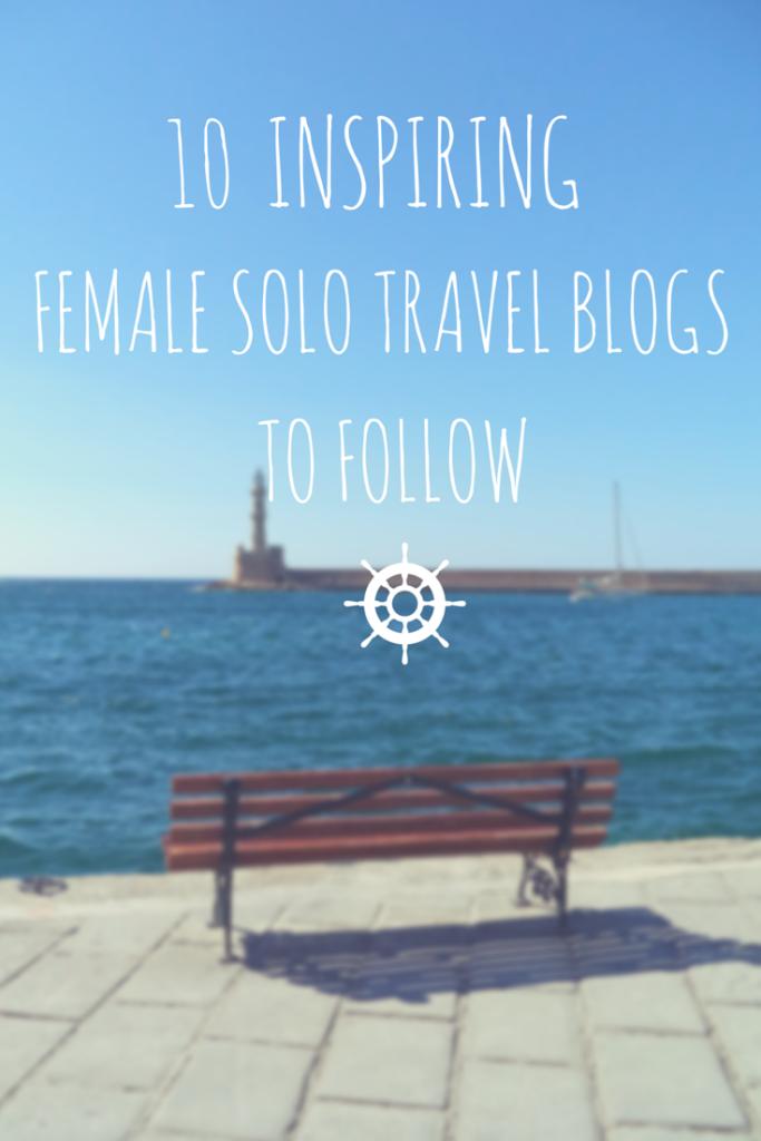 10 inspiring female solo travel blogs