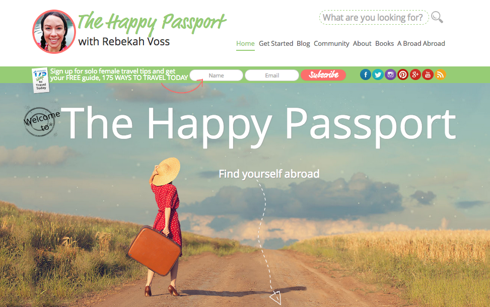 The Happy Passport Blog