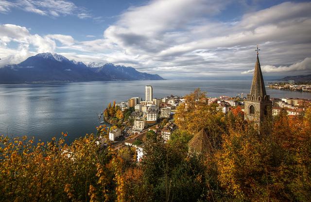Glion, Switzerland