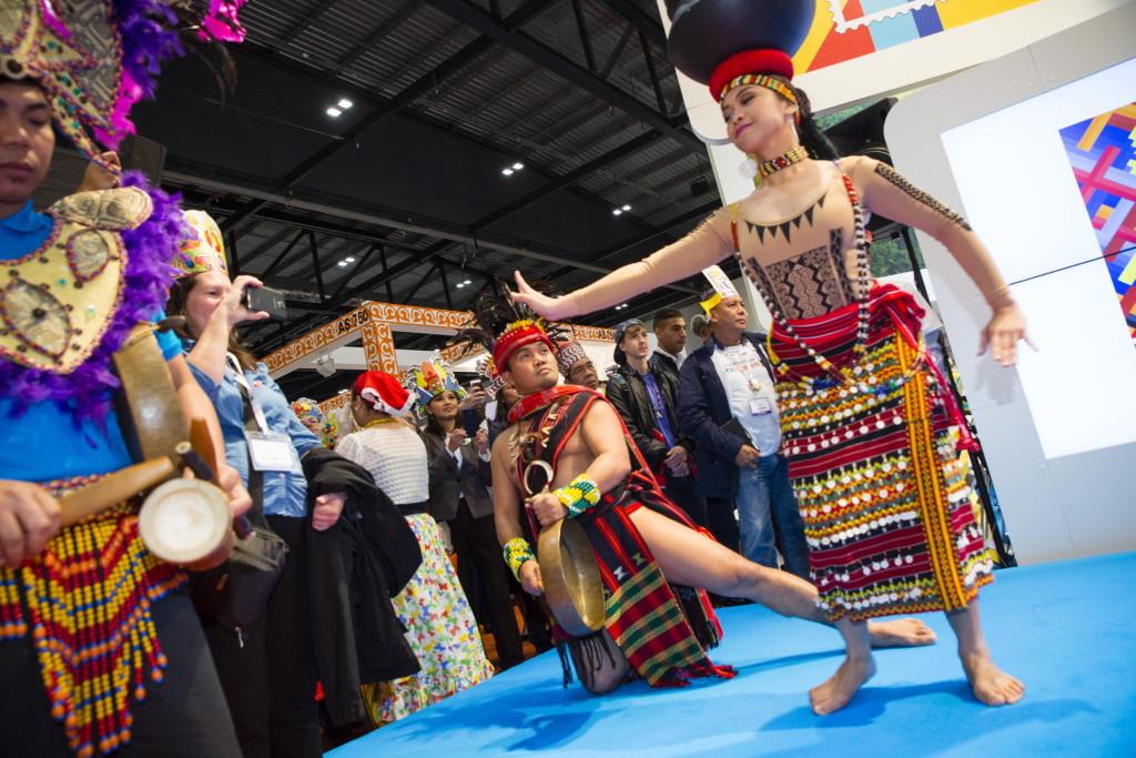 World Travel Market 2014, London