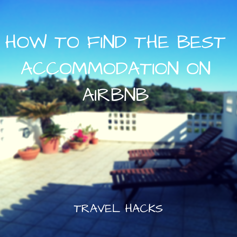 How to find the best accommodation on Airbnb