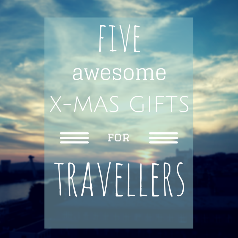 5 awesome christmas gifts for travellers