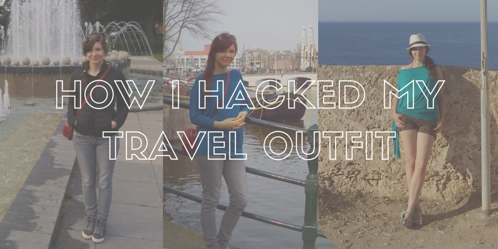 How I Hacked My Travel Outfit