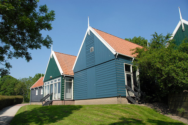 Schokland museum, Netherlands