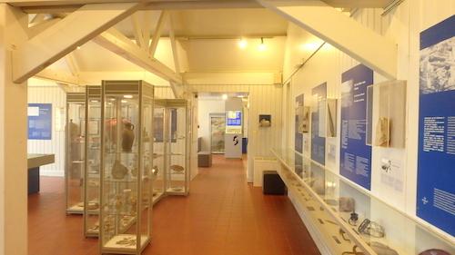 Interior of Schokland museum