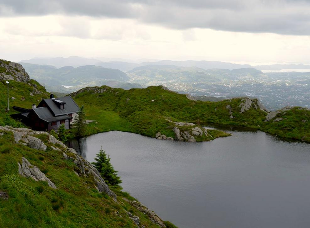 Mt Ulriken