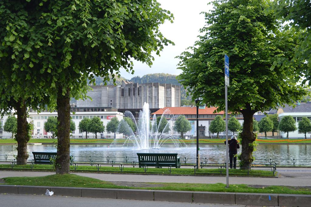 Bergen centre