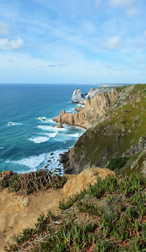 The westernmost point of Europe - Cabo da Roca